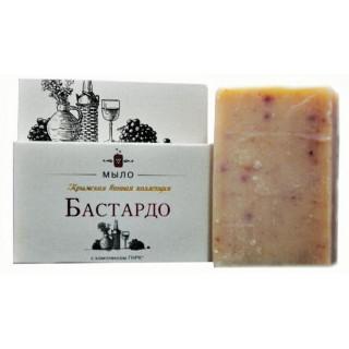 Крымское мыло винное «Бастардо» 80г