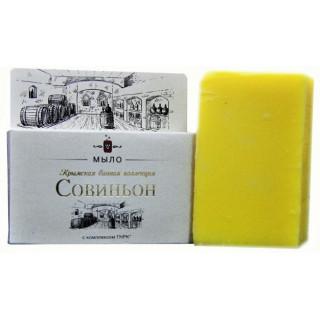 Крымское мыло винное «Совиньон» 80г