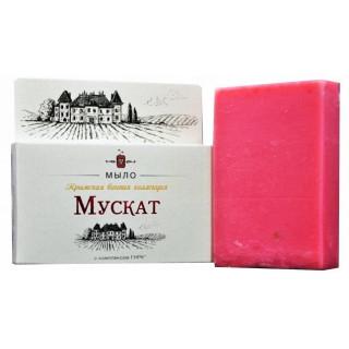 Крымское мыло винное «Мускат» 80г