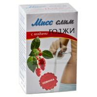 Фиточай для похудения «Мисс слим» с ягодами годжи 50г