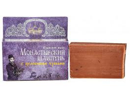 Монастырский шампунь «С целебными травами» 80г