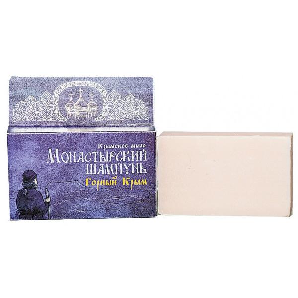 Монастырский шампунь «Горный Крым» 80г