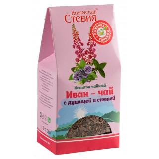 Иван-чай с душицей и стевией 50г
