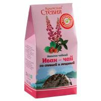 Иван-чай со стевией и лещиной 50г