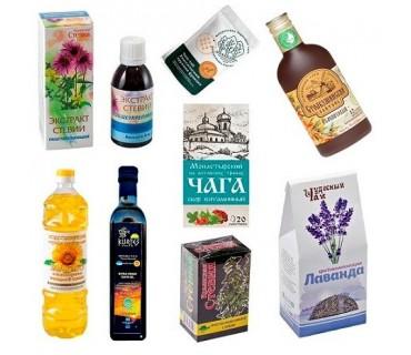 Натуральные продукты высокого качества купить в магазине Дивный край!