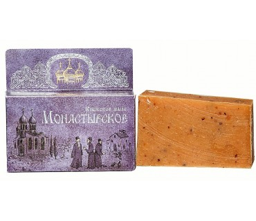 Монастырское мыло