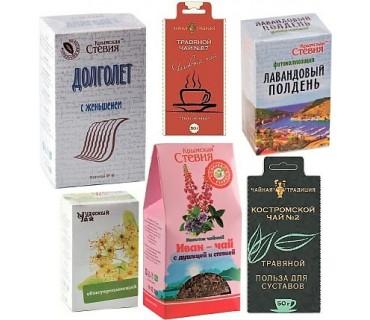 Чай купить, заказать в интернет-магазине Дивный край.