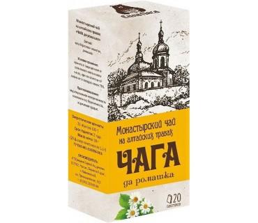 Чага чай купить в интернет-магазине Дивный край - выгодная цена